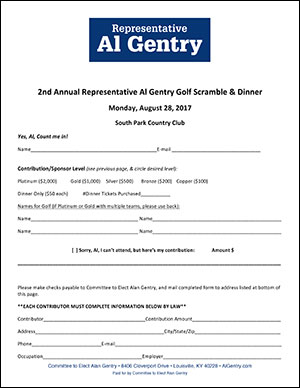 golf-registration